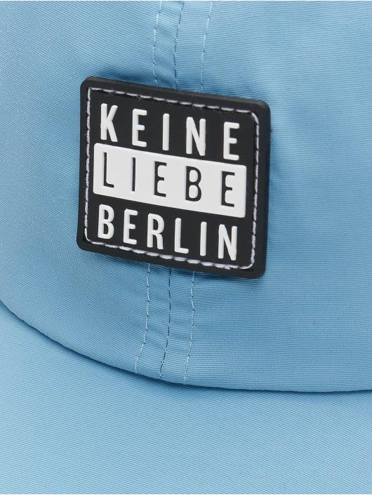 Keine Liebe Casquette Snapback & Strapback Nylon bleu