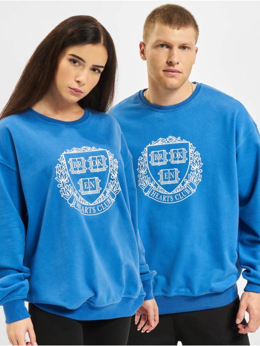 Keine Liebe Pullover Broken Heart Boys blue