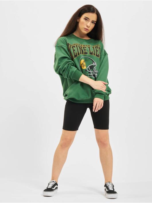 Keine Liebe Pullover Green Ballheads green