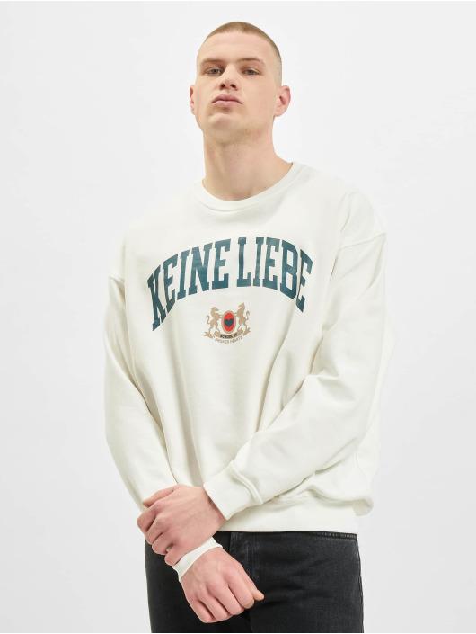 Keine Liebe Pullover SOBH weiß