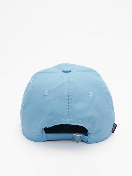 Keine Liebe Snapback Cap Nylon blue