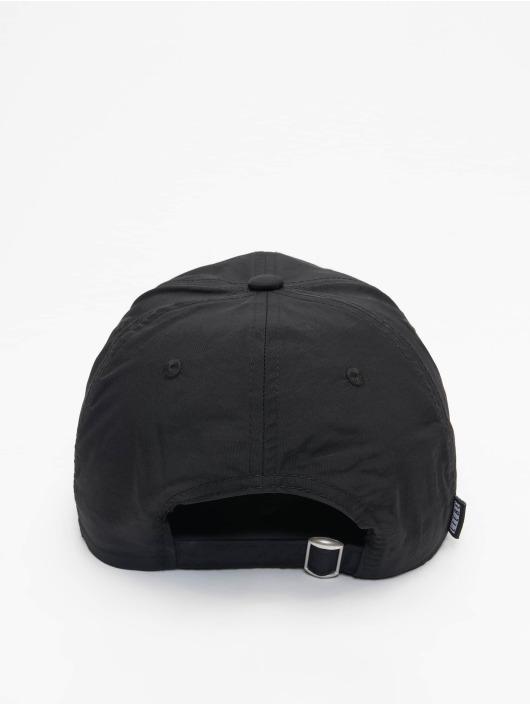 Keine Liebe Snapback Cap Nylon schwarz