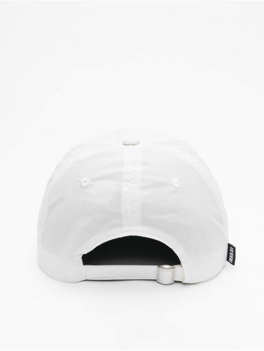 Keine Liebe Snapback Cap Nylon white