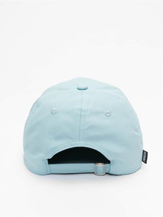 Keine Liebe Snapback Caps Nylon modrý