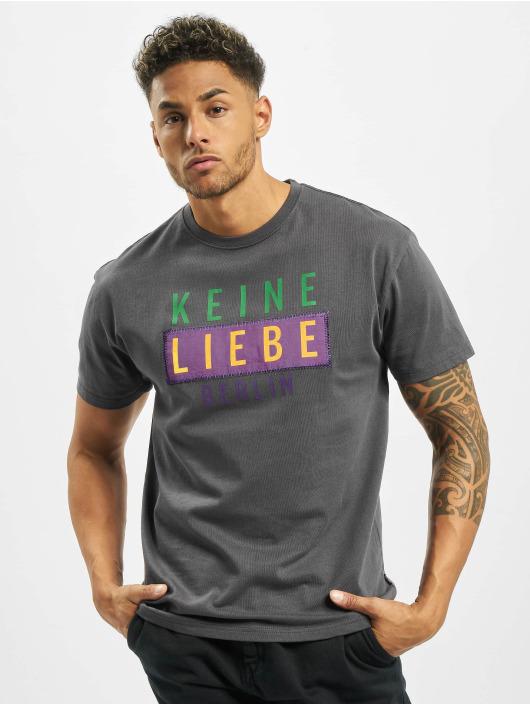Keine Liebe T-shirt Kreuzberg grå