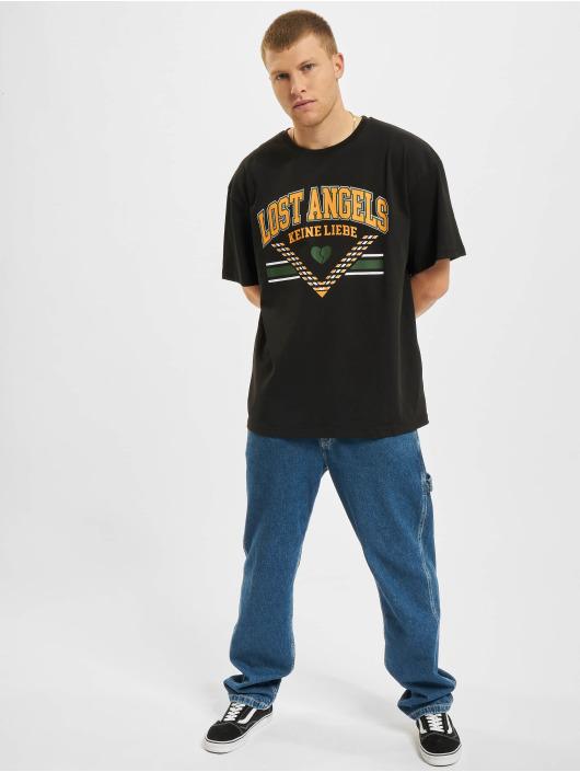 Keine Liebe T-Shirt Lost Angels KL schwarz