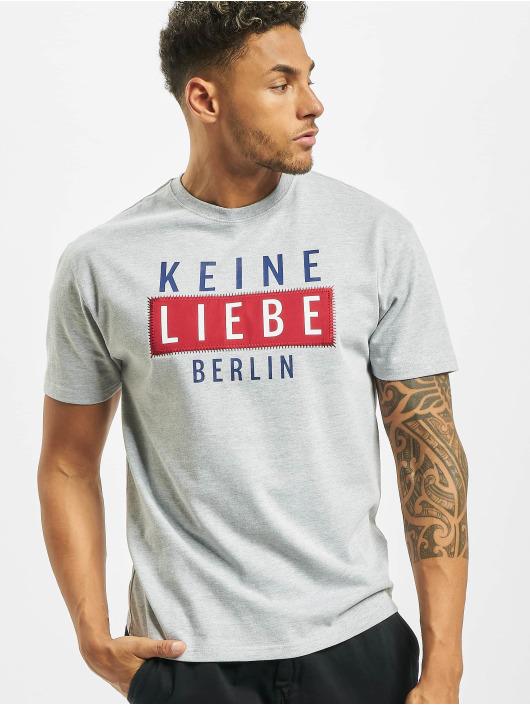 Keine Liebe Tričká Kreuzberg šedá
