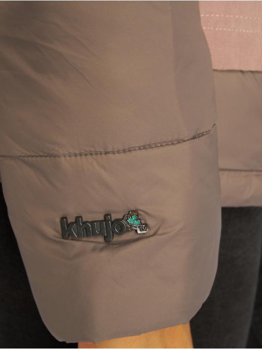 Khujo Демисезонная куртка Eva серый