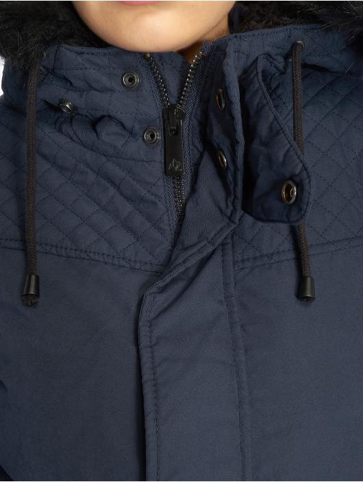 Khujo Демисезонная куртка Kourtney синий