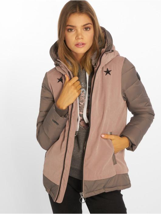Khujo Lightweight Jacket Eva gray