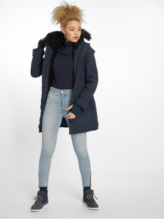 Khujo Veste mi-saison légère Kourtney bleu