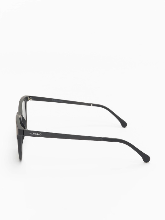 Komono Briller Francis svart