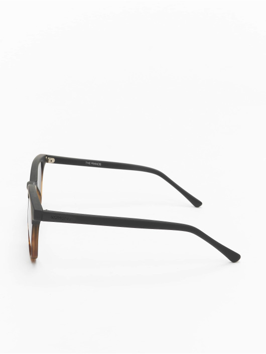 Komono Sonnenbrille Francis schwarz