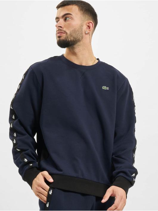 Lacoste Пуловер Logo синий