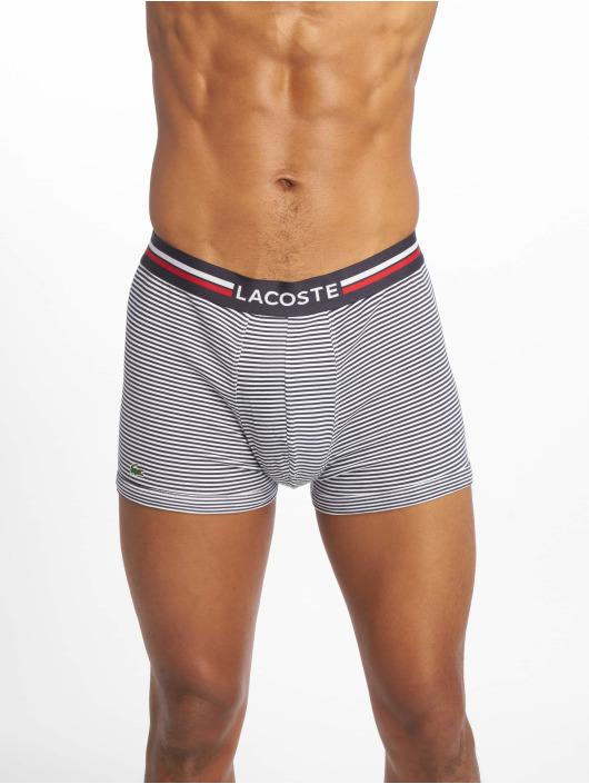 Lacoste  Shorts boxeros 3-Pack Trunk negro