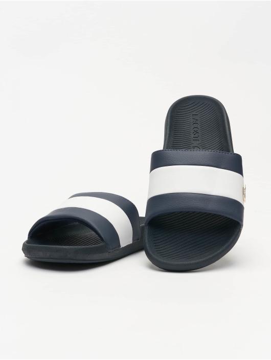 Lacoste Badesko/sandaler Croco Slide 120 3 US CMA blå