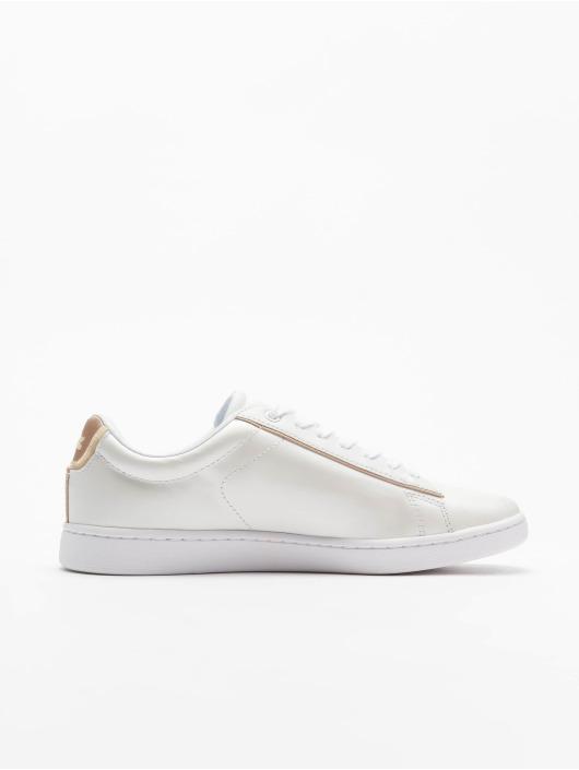 89eb56ca0e Lacoste | Carnaby Evo 118 6 Spw blanc Femme Baskets 511949