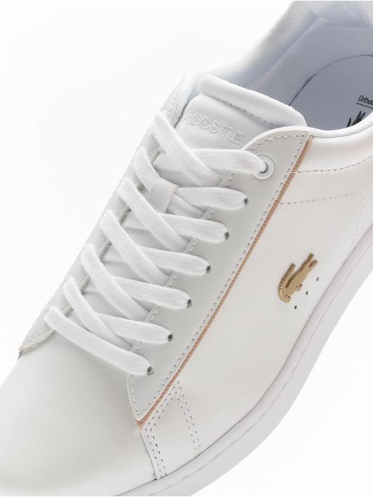 Lacoste Baskets Carnaby Evo 118 6 Spw blanc