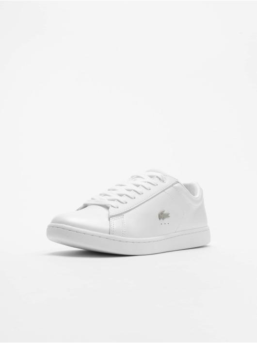 Lacoste Carnaby Evo 118 Sneakers WhiteLight Grey