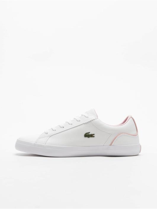 Lacoste Baskets Lerond blanc