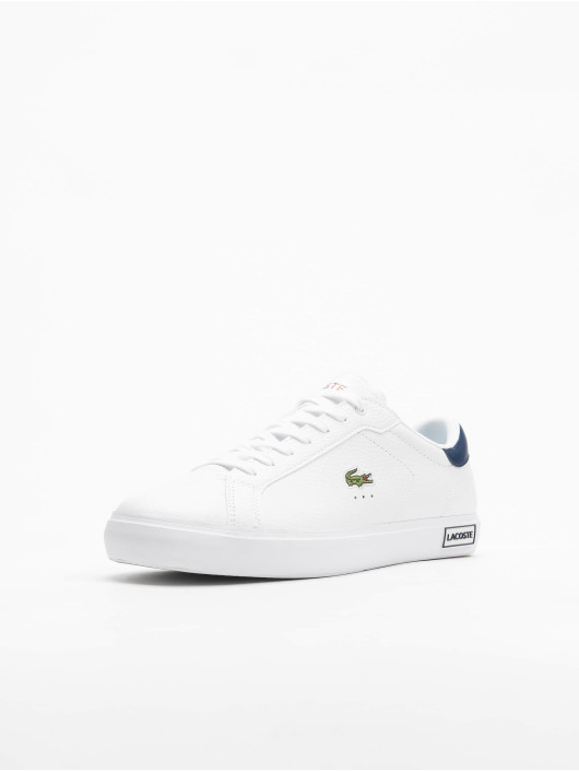 Lacoste Baskets Powercourt 0721 2 SMA blanc
