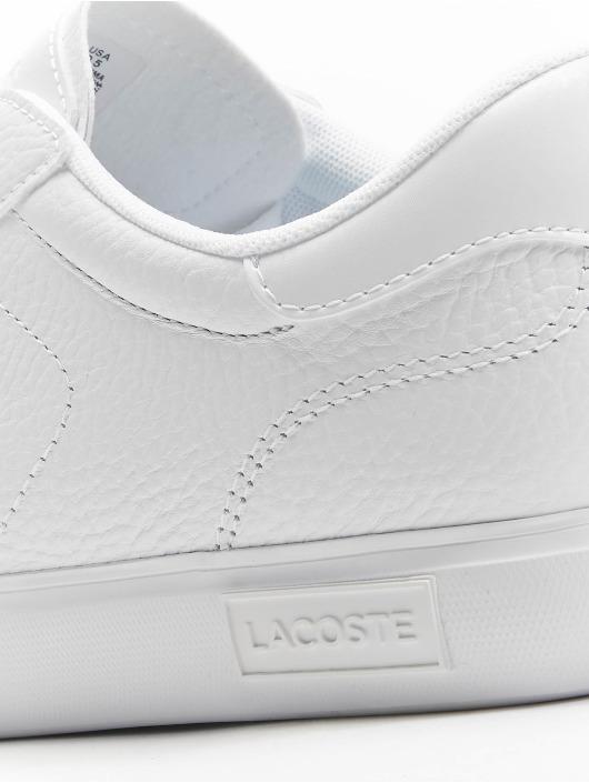 Lacoste Baskets Powercourt 0721 2 SMA blanc