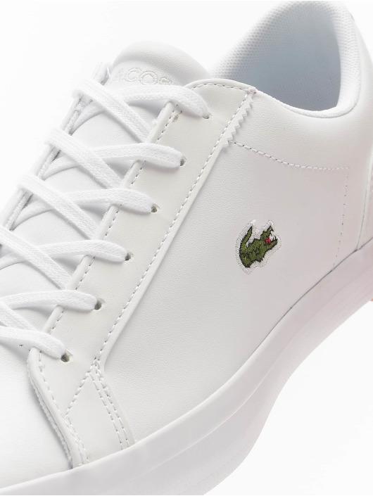 Lacoste Baskets Lerond BL 21 1 CFA blanc
