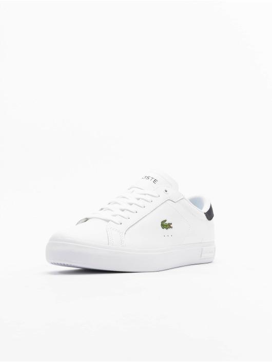 Lacoste Baskets Powercourt 0121 1 SMA blanc