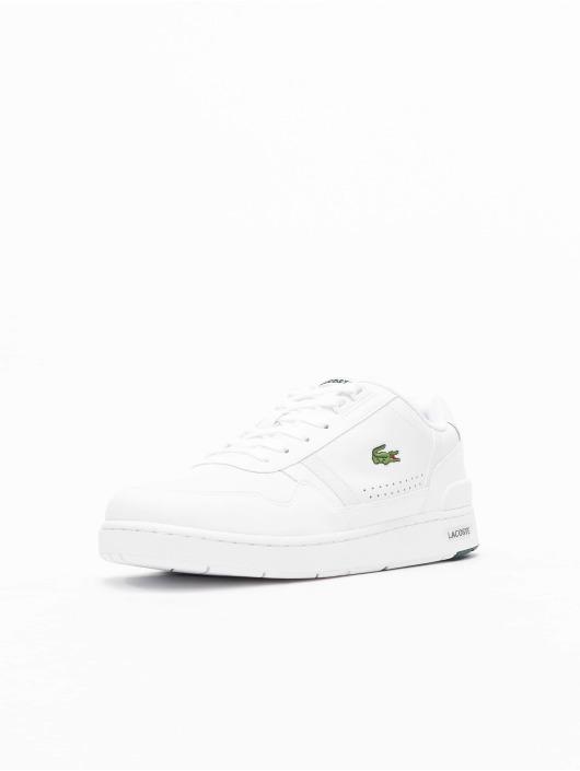 Lacoste Baskets T-Clip 0121 2 SMA blanc