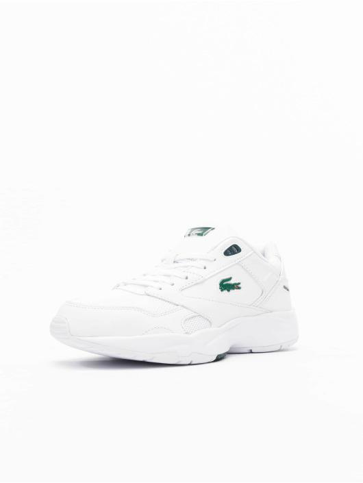 Lacoste Baskets Storm 96 Low 0120 3 SMA blanc