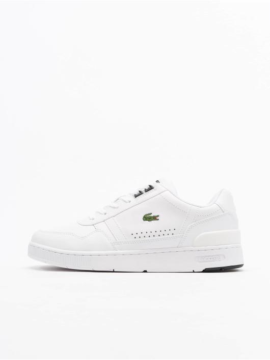Lacoste Baskets T-Clip 0121 2 SFA blanc