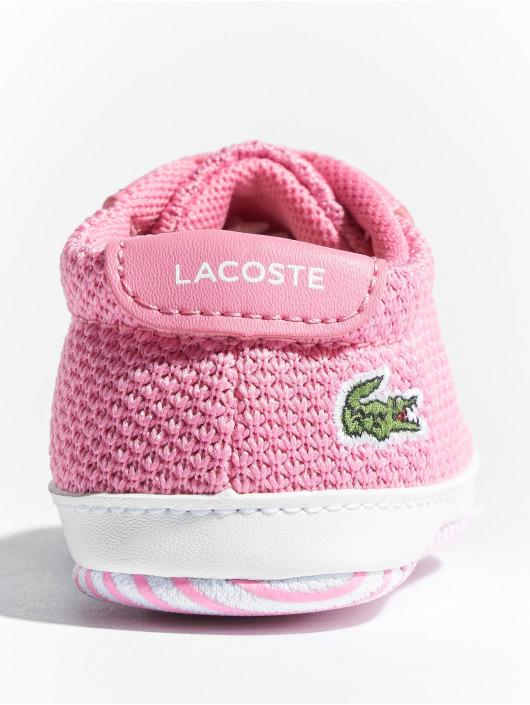Lacoste Baskets L.12.12 Crib 318 1 Cab magenta