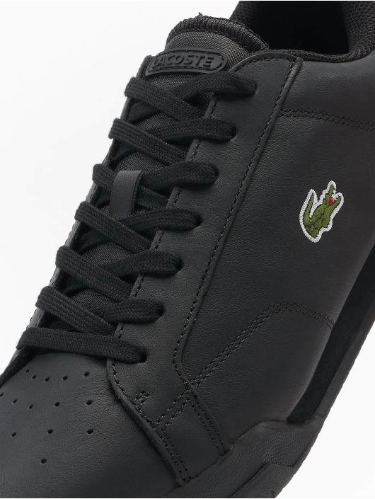 Lacoste Baskets Twin Serve 0721 2 SMA noir