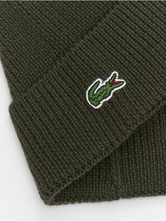 Lacoste Beanie Winter grün