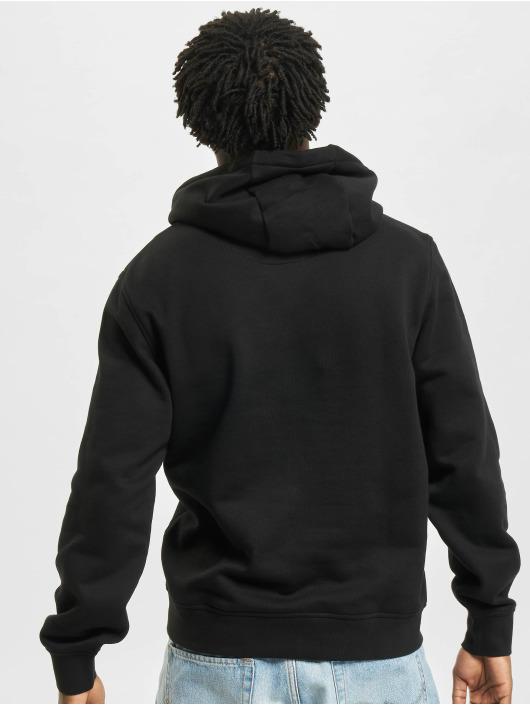 Lacoste Bluzy z kapturem Sport czarny