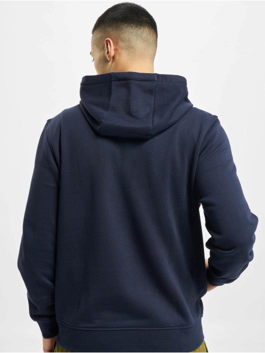 Lacoste Bluzy z kapturem Sport niebieski