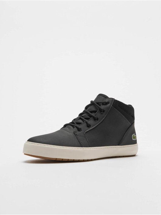 Lacoste Boots Ampthill 318 1 Caw Blk/off black