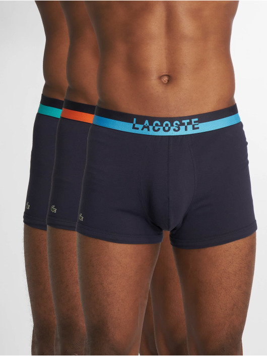 Lacoste Boxer Short 3-Pack black