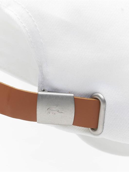 Lacoste Casquette Snapback & Strapback Classic blanc