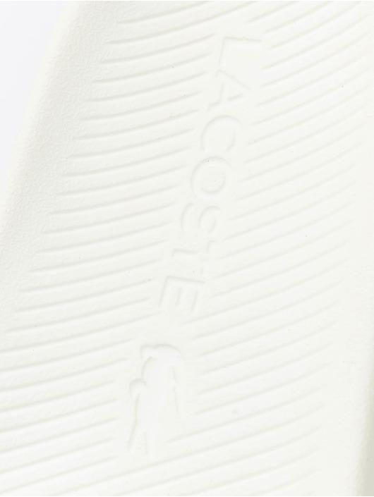 Lacoste Claquettes & Sandales Croco 119 1 CMA blanc