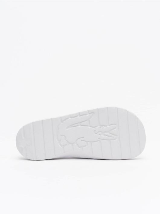 Lacoste Claquettes & Sandales Croco 2.0 0721 1 CFA blanc