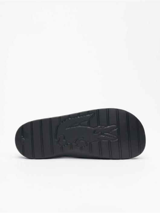 Lacoste Claquettes & Sandales Croco 2.0 0721 2 CMA noir