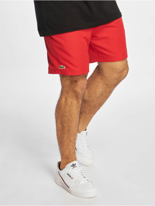 Lacoste Classic Shorts Transition red
