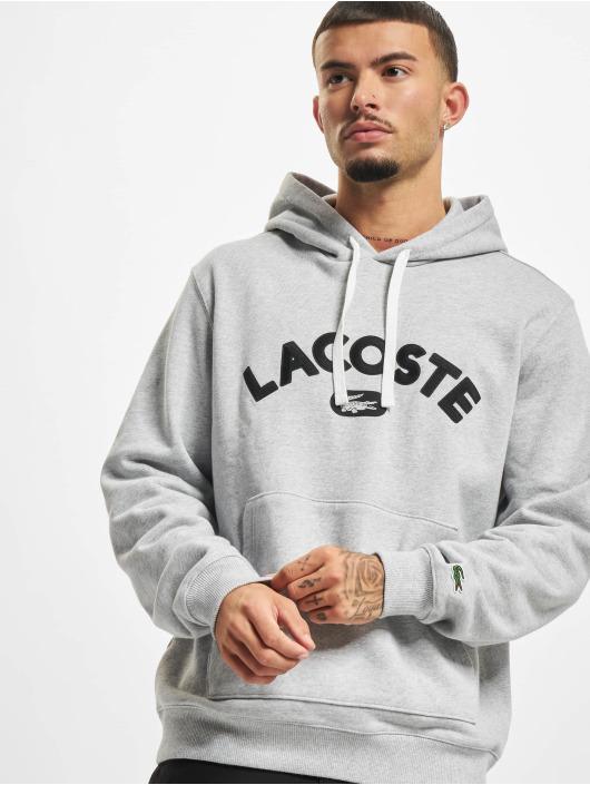 Lacoste Hettegensre Logo grå