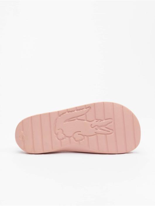 Lacoste Japonki Croco 2.0 0721 1 CFA pink