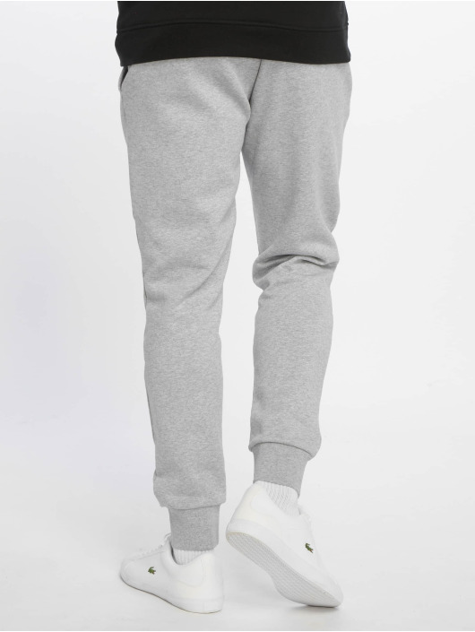 cf4afcc772382 Lacoste Logo Sweat Pants Silvern_Chine