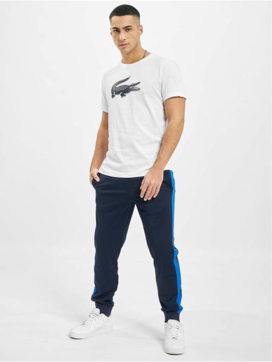 Lacoste joggingbroek Sport blauw