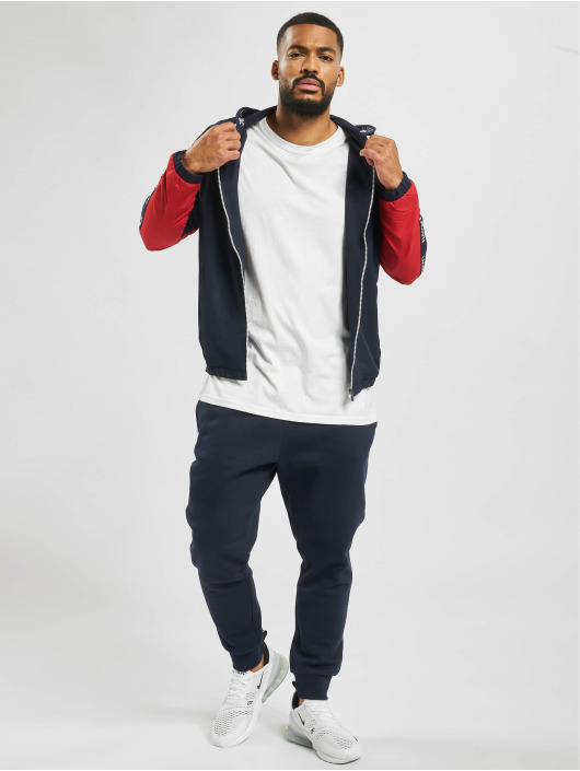 Lacoste Lightweight Jacket Tapes blue