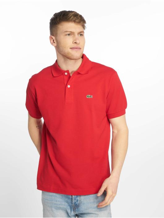 122021 Basic Polo Lacoste Rouge Homme edCBrxWo