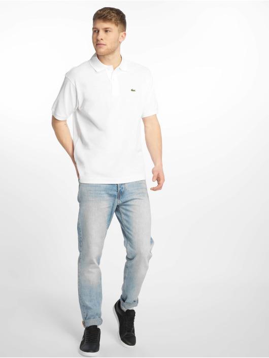 Lacoste Polokošele Basic biela
